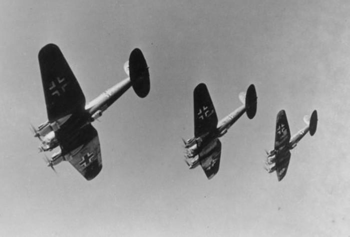 Какой ущерб авианалеты немецкой авиации причинили Москве