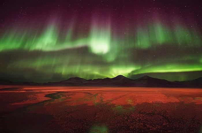 Далекие и близкие миры с конкурса «Астрономический фотограф года»