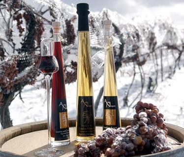 Австрийское Ледяное Вино