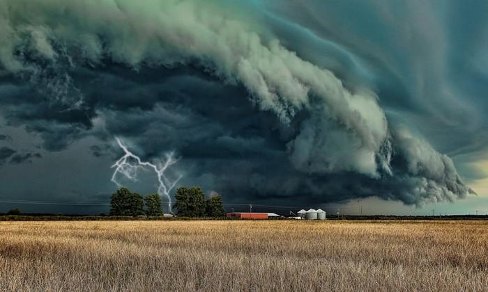 Все самое интересное о погоде: топ-15 фактов
