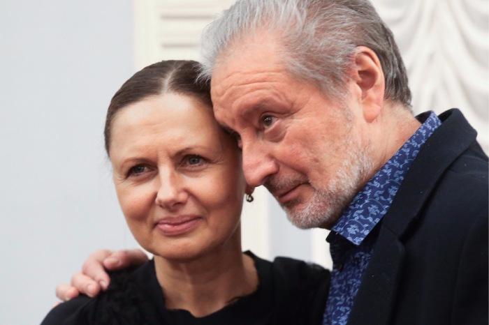 Вениамин Смехов и Галина Аксенова 1 (700x466, 193Kb)
