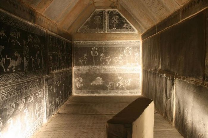 137217466 3 Как в Китае задохнулись трое расхитителей гробниц