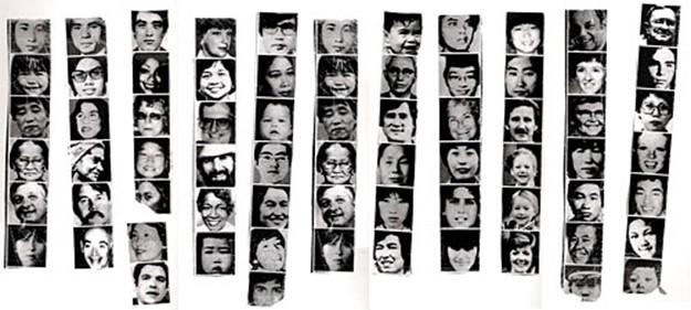 Как советский истребитель в 1983 году сбил южнокорейский Боинг