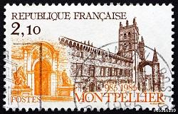 Собор в Монпелье Университет (250x161, 32Kb)