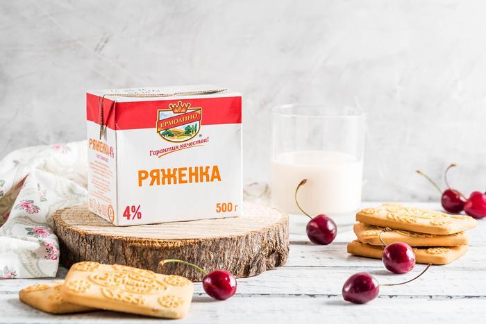 Ряженка (молочное блюдо)