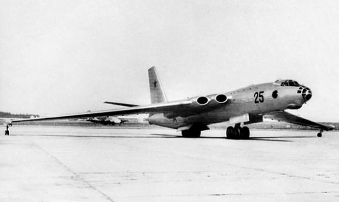 Советский самолет М-4: «Бизон», созданный бомбить США