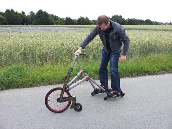 Самые удивительные технологичные средства передвижения