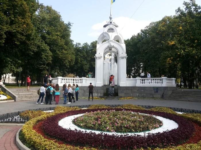 Харків, Харків... (Не за Олександром Семененком)