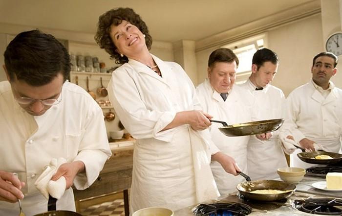 Подборка фильмов о кулинарах и кулинарии