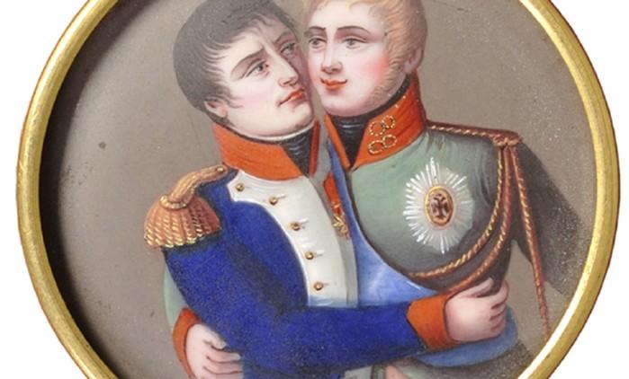 Какие планы вынашивал Наполеон в отношении России