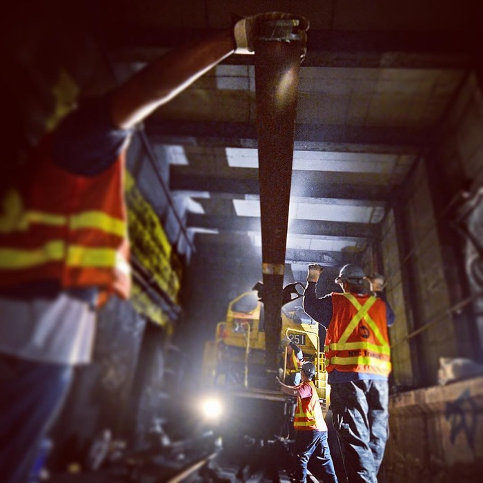 Что скрывает крупнейшая в мире подземка: тайная жизнь Нью-Йоркского метро