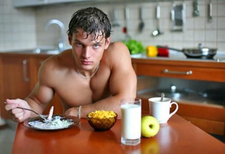 Мифы о питании холостяка