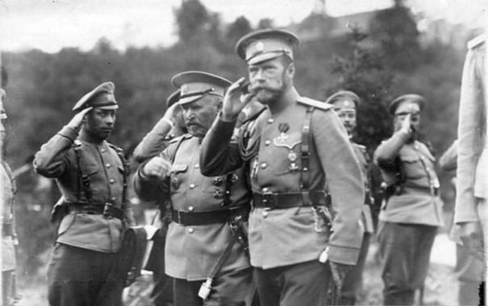 Как рушилась Российская империя
