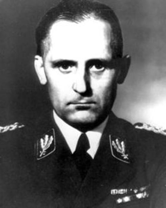 Куда исчез шеф гестапо Генрих Мюллер после войны