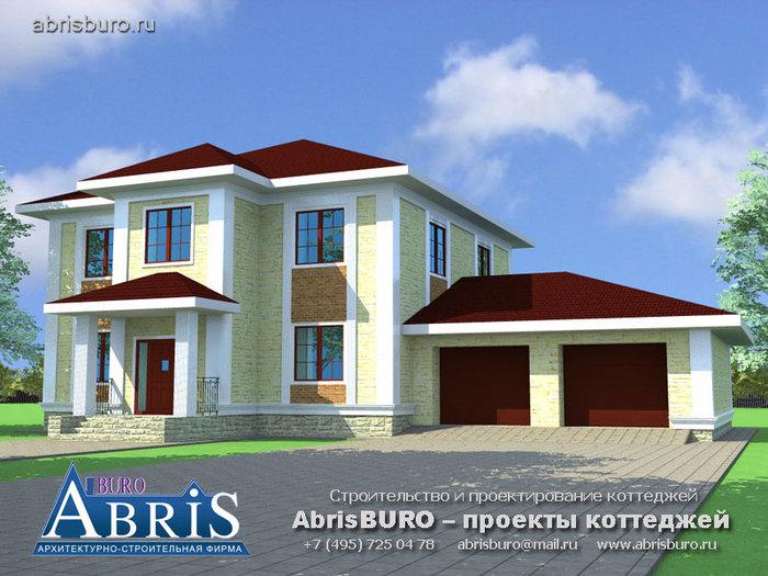 проектирование домов коттеджей/3417827_cottage_K2504277_facade_800x600 (700x525, 104Kb)
