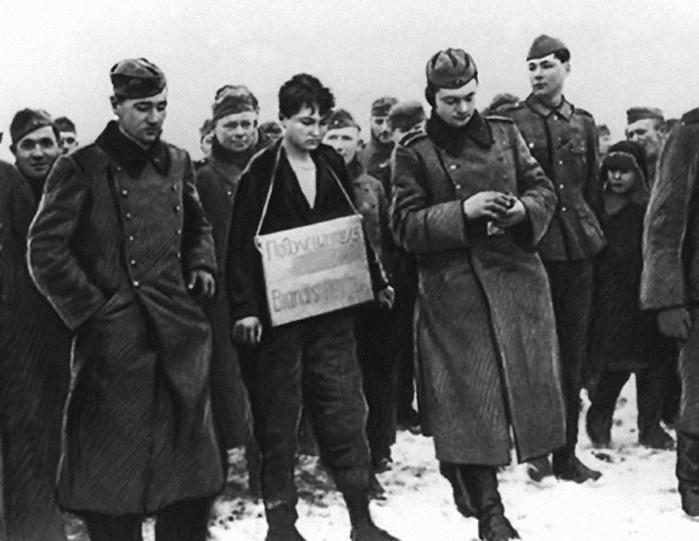 Кто сдал Зою Космодемьянскую гитлеровцам, и как наказали предателей