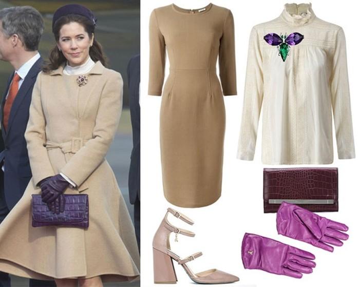 Одеться по королевски: 5 ярких образов на осень