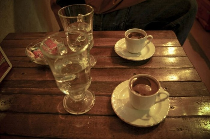 Еда в Стамбуле
