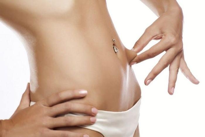 Как после похудения избавиться от обвисшей кожи