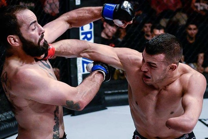 UFC one-armed fighter Nick Newell challenges opponents
