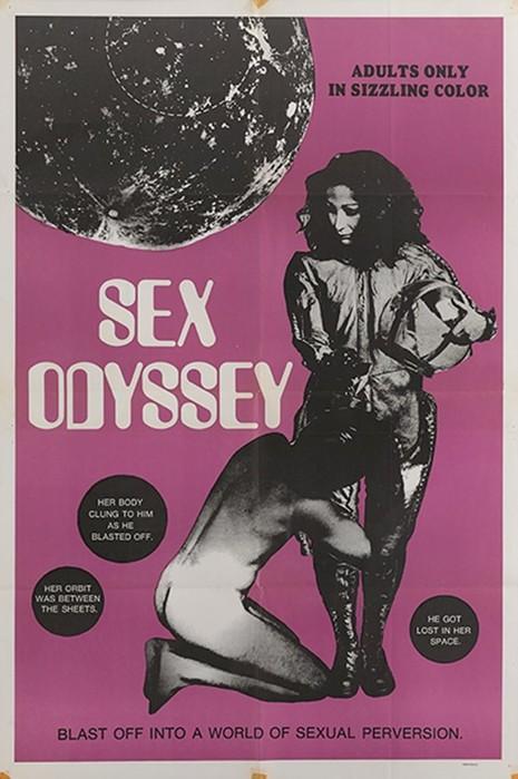 XXX файлы: «Глубокая глотка» и эстетика порно в красочных постерах прошлого