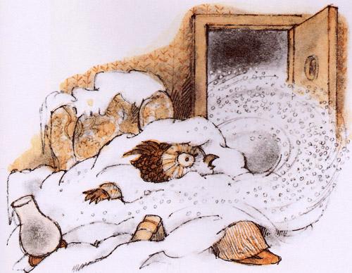 Arnold Lobel иллюстрации3аm (500x388, 183Kb)