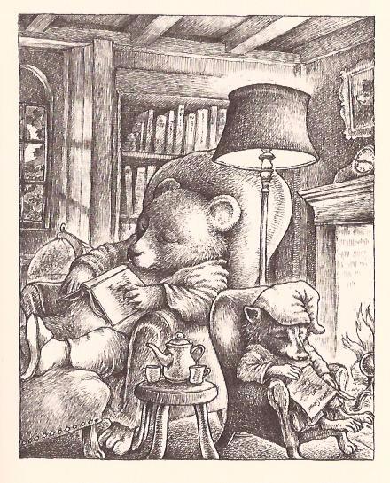 Arnold Lobel иллюстрации6 (440x545, 248Kb)
