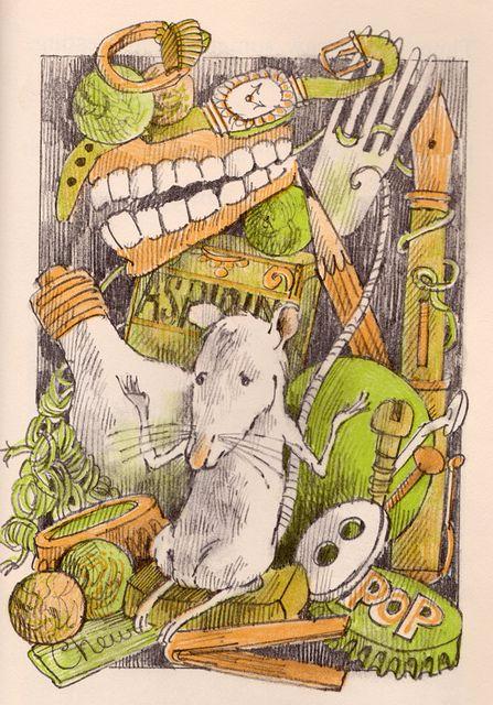 Arnold Lobel иллюстрации13а (447x640, 286Kb)