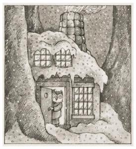 Arnold Lobel иллюстрации18 (274x300, 52Kb)