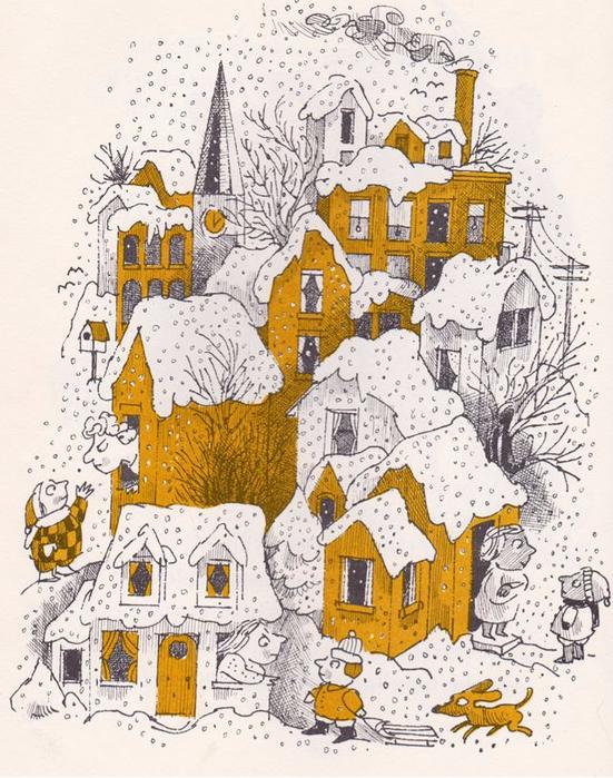 Arnold Lobel иллюстрации19 (551x700, 453Kb)