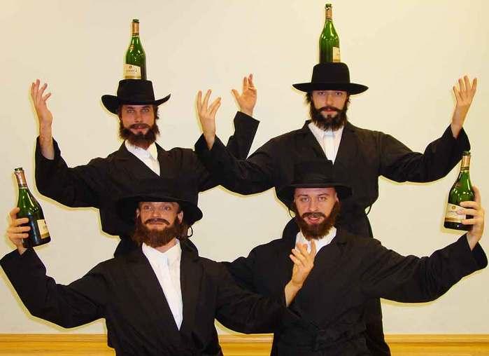 7 вещей, которые делают только евреи