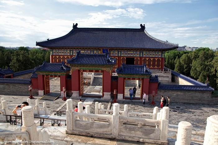 Как Храм Неба и Земли в Китае стал «просто» храмом Неба