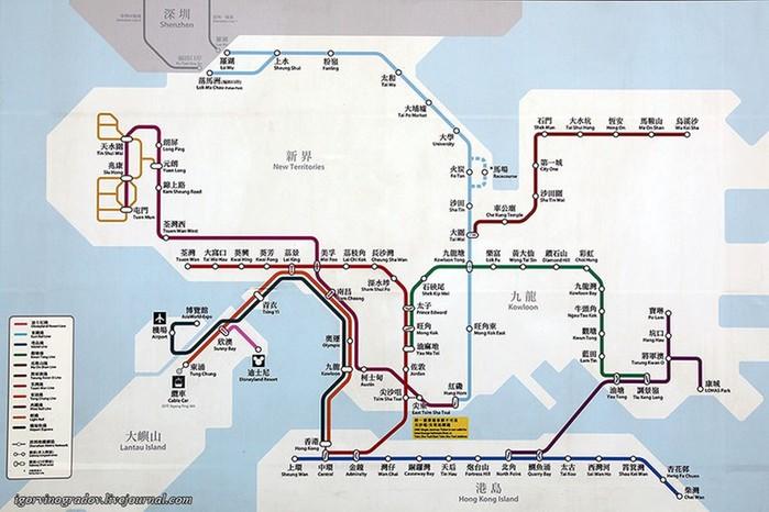 Окунуться в детство. Диснейленд в Гонконге