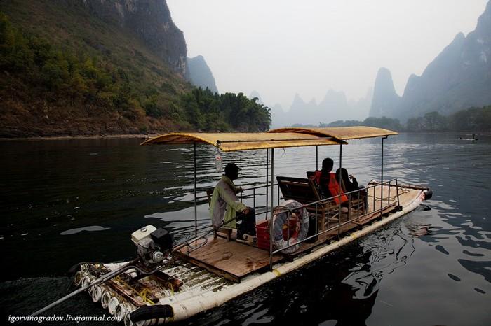Китайцы считают Гуйлинь одним из красивейших мест