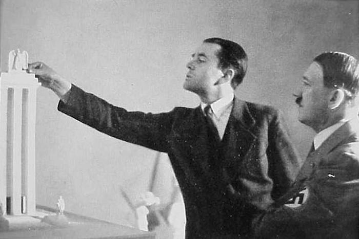 Альберт Шпеер: архитектор, который стал доверенным лицом Гитлера