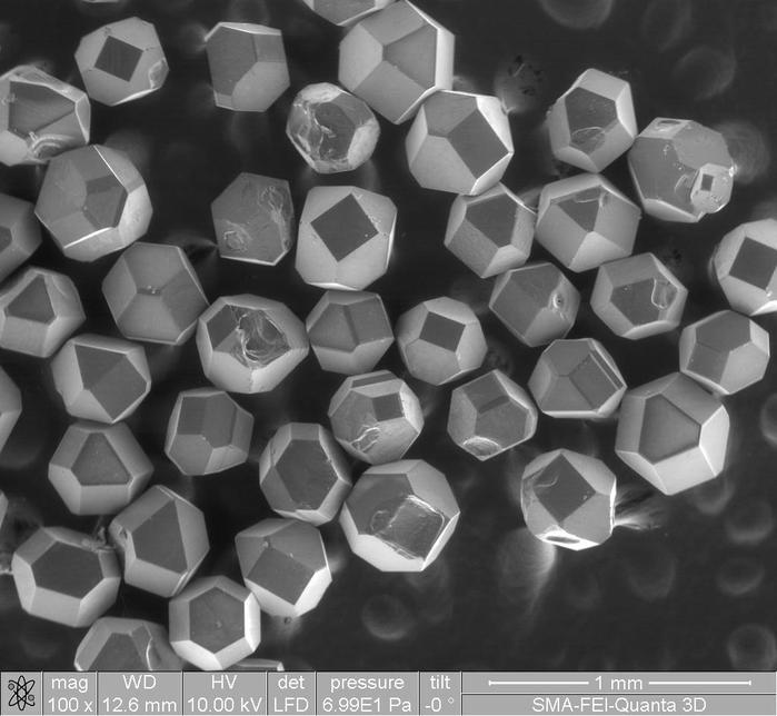 Что такое промышленный алмаз?