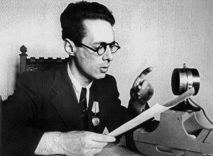 Юрий Левитан: почему Гитлер хотел похитить советского диктора