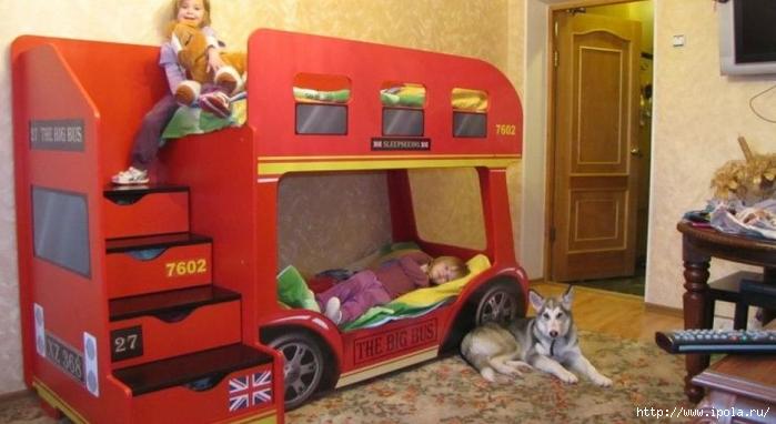 "alt=""Кровати машины для мальчика!""/2835299_LOGDONSKII_AVTOBYS (700x382, 193Kb)"