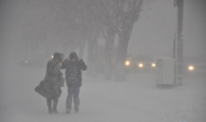 Нас ждет самая морозная зима за последнее столетие