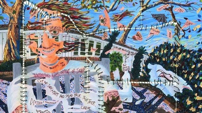 Джим Керри - талантливый художник