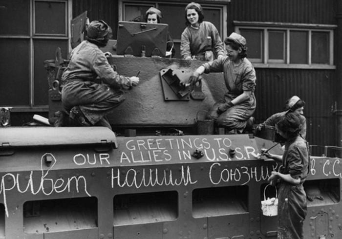 Как союзники помогали СССР во время Второй мировой войны