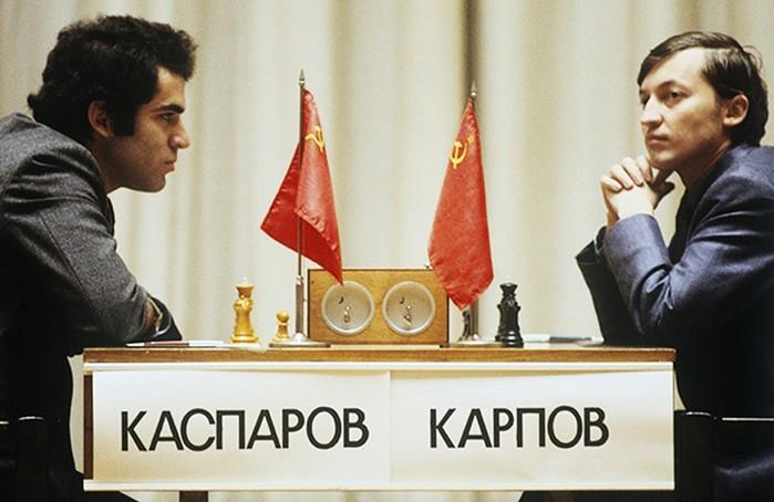Почему в 1985 году не дали доиграть первый матч Карпова с Каспаровым