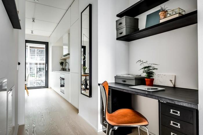 Стокгольмская квартира с собственным лифтом