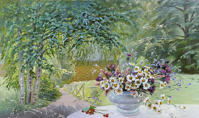 Захарова Марина натюрморт 21 (700x415, 360Kb)
