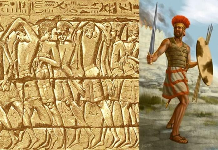 Филистимляне: самый загадочный народ древности