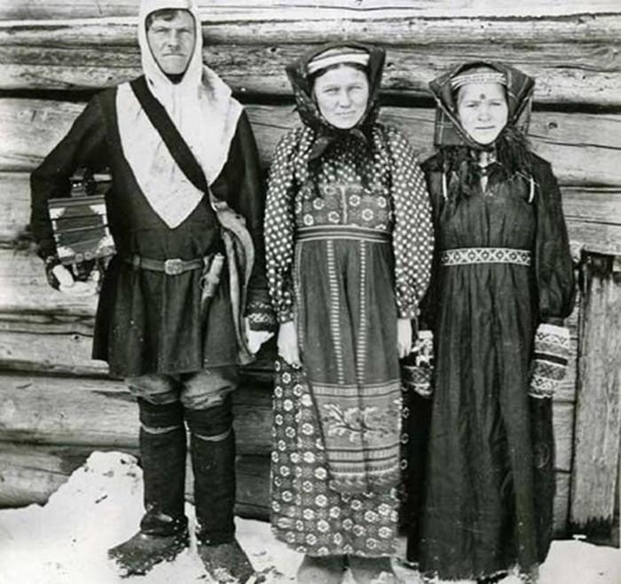 Являются ли русские потомками финно-угров