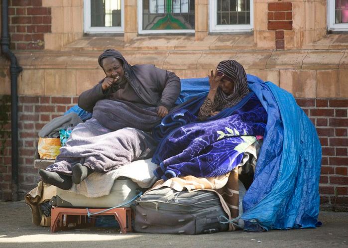 сомалийские беженцы в лондоне фото 4 (700x498, 443Kb)
