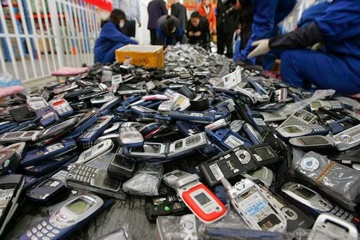 Компания Apple меняет старые смартфоны на новые iPhone