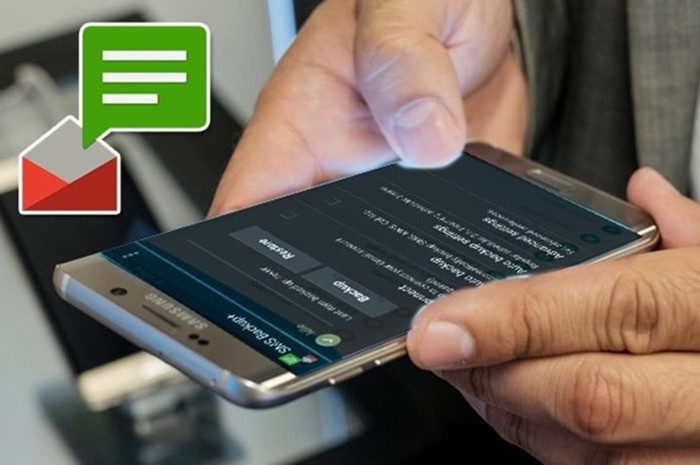 SMS Backup + для Android