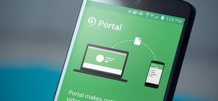 Приложение Portal от Pushbullet   самый простой способ передачи файлов на Android